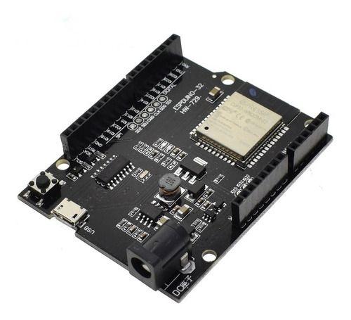 Placa WeMos D1 ESP32 Wifi + Bluetooth