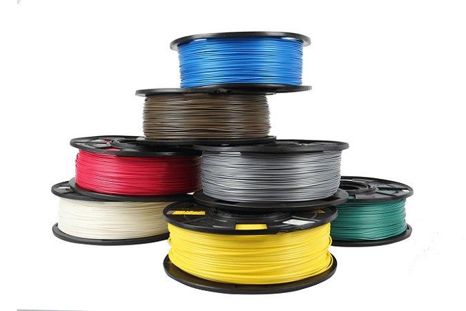 Filamento ABS 3DPrinter 1,75mm Preto