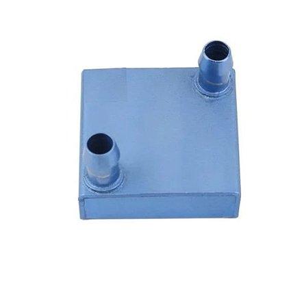 Water Block Cooler Peltier (Bloco Para Refrigeração) - 40x40x12mm