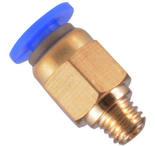 Engate rápido pneumático PC4-M6 bowden para tubo de 4mm