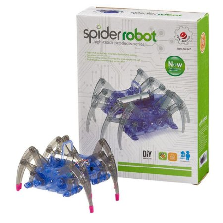 Spider Robot - Kit DIY Educacional aranha robótica