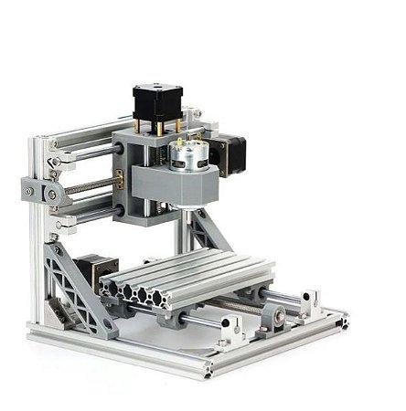Kit Mini Fresa Cnc Router 1610 com Spindle