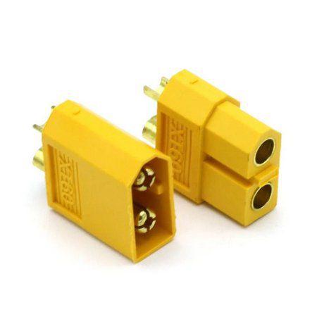 Par de conectores XT60