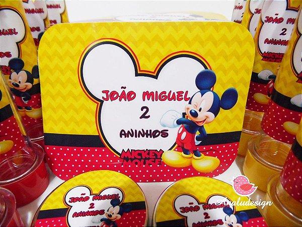 kit infantil Personalizado 60 itens