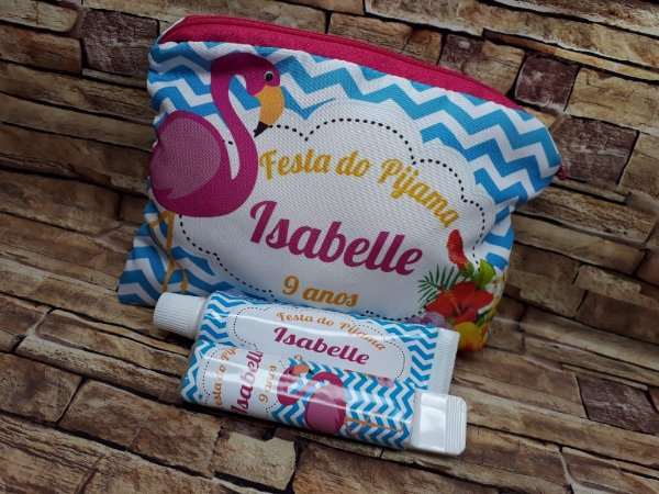 Kit higiene Festa do Pijama