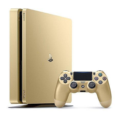 PS4 Slim 1TB Gold