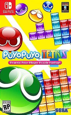 Nintendo Switch PuyoPuyo Tetris