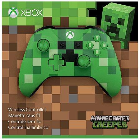 Controle Xbox One S Creeper