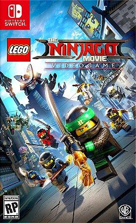 Switch Lego NINJAGO!