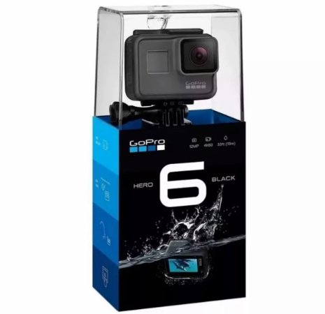 CAMERA GOPRO HERO6 BLACK