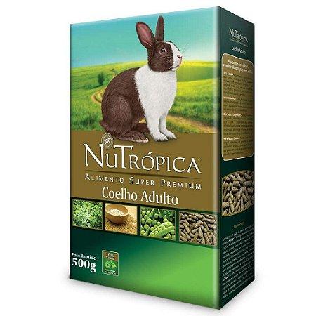 Nutrópica coelho adulto 5kg