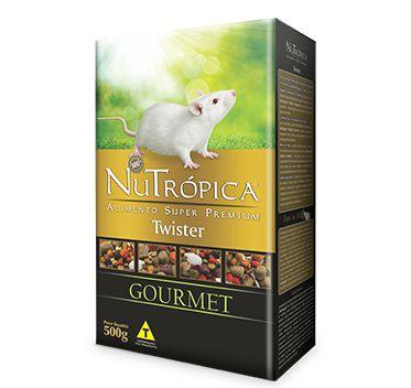 NUTRÓPICA® TWISTER GOURMET 500G  10% DE DESCONTO