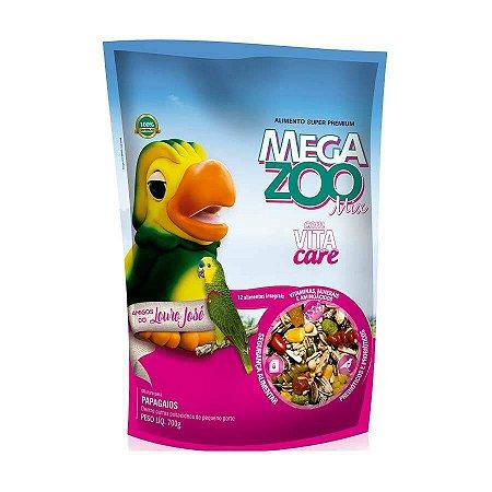 MegaZoo Amigos do Louro José Mix para Papagaio 700g