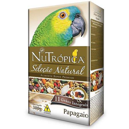 Ração Nutrópica Papagaio 11 Grãos