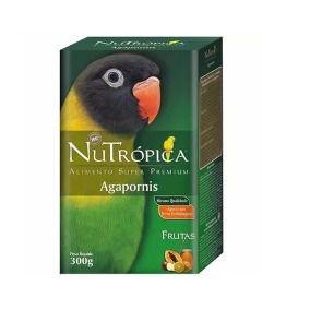Ração Nutrópica Agapornis Frutas