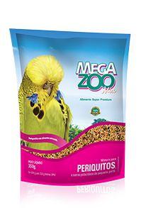 Megazoo Mix Periquitos