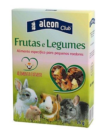 Ração Alcon Frutas e Legumes
