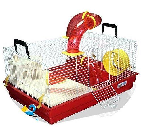 Gaiola Bragança Mickey Natureza para Hamster