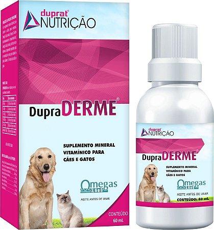Dupraderme - Suplemento para pele, pêlos e penas* - 60ml
