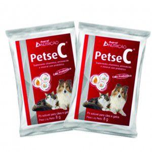 PetseC 8g - Sachê - unidade - Adsorvente de toxinas