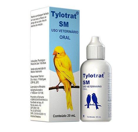 Tylotrat SM 20ml - Antibiótico a base de Tilosina
