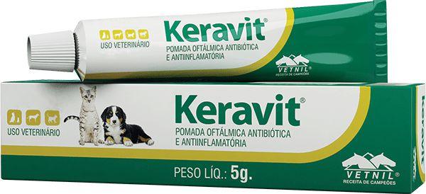 Keravit - pomada oftalmológica