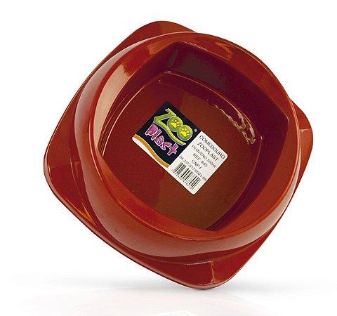 Comedouro Plast Pet Zooplast - 500ml
