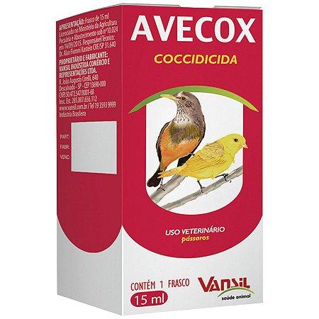 Avecox Vansil 15ml