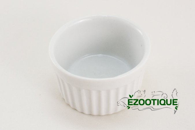 Comedouro/Bebedouro de cerâmica