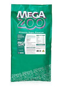 Raçao Extrusada Megazoo Papagaio PP16 - 12kg
