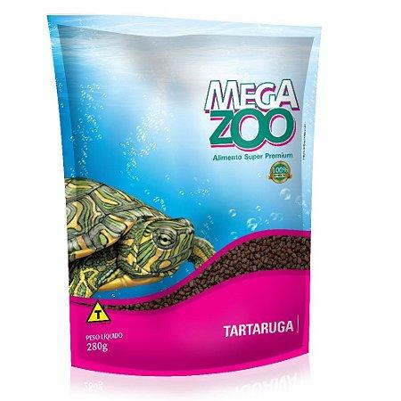 Ração Megazoo Extrusada Para Tartarugas 280G