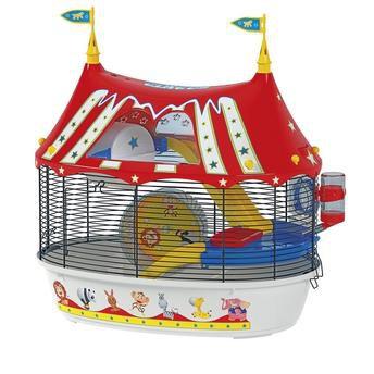 Gaiola Circus Fun Ferplast