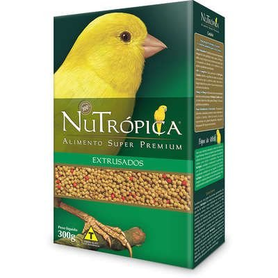 NUTRÓPICA CANÁRIO 300g