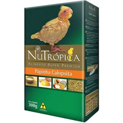 NUTRÓPICA CALOPSITA - PAPINHA