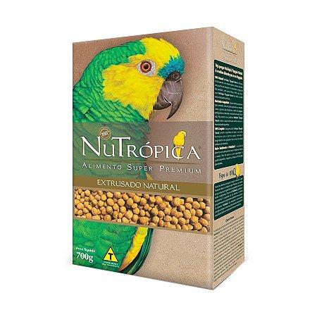 NUTRÓPICA PAPAGAIO EXTRUSADO NATURAL 700g