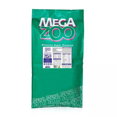 Ração Megazoo Pequenos Primatas Onívoros P25  - 12kg