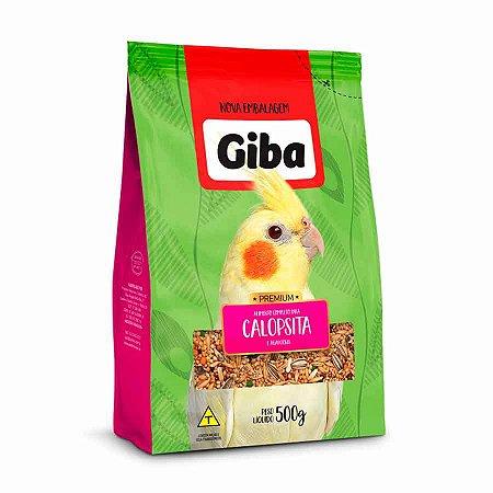 Mistura de sementes para Calopsitas - 500g e 10kg