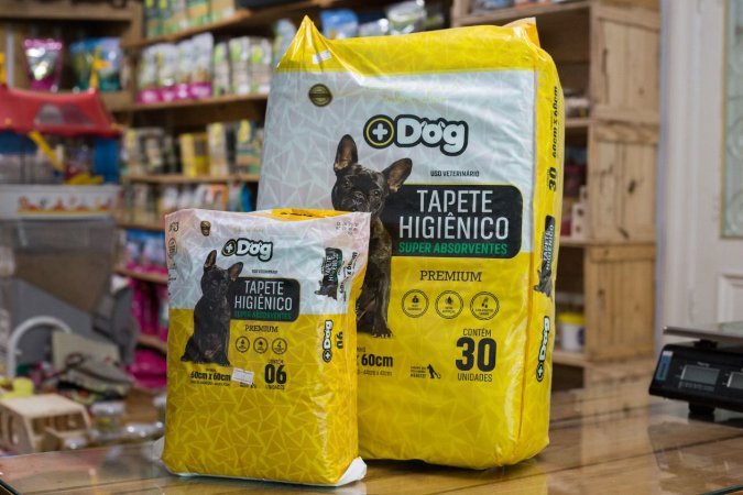 Tapete Higiênico +Dog