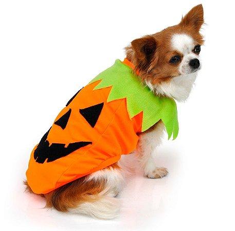 Camiseta Abóbora Halloween