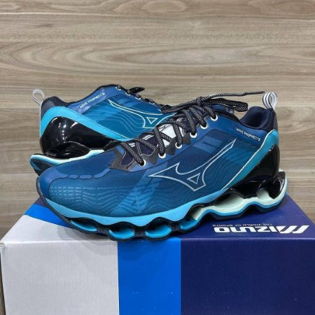 Mizuno Wave Prophecy X - Azul