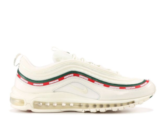 agenda Norma arrepentirse  NIKE AIR MAX 97 ''UNDEFEATED'' BRANCO - Stillus Outlet