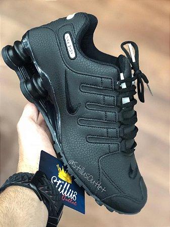 Tênis Nike Shox - Preto