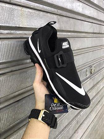 Tênis Nike Vapormax Plus 2.0 - Preto/Branco