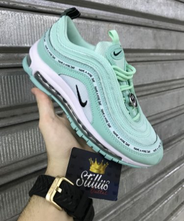 NIKE AIR MAX 97 ''UNDEFEATED'' VERDE