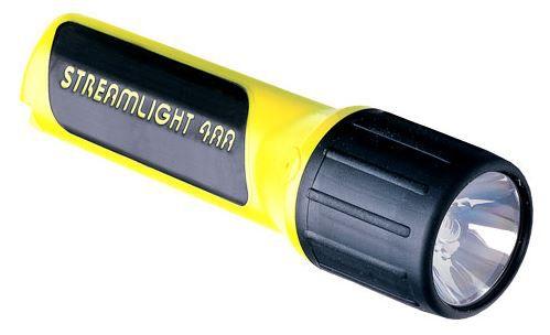 Lanterna Propolymer 4AA LED para capacete