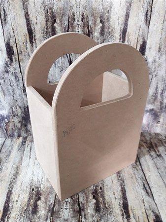 Porta Secador de Cabelo|Escova|Pincéis | Dimensões: 17 x 12 x 24