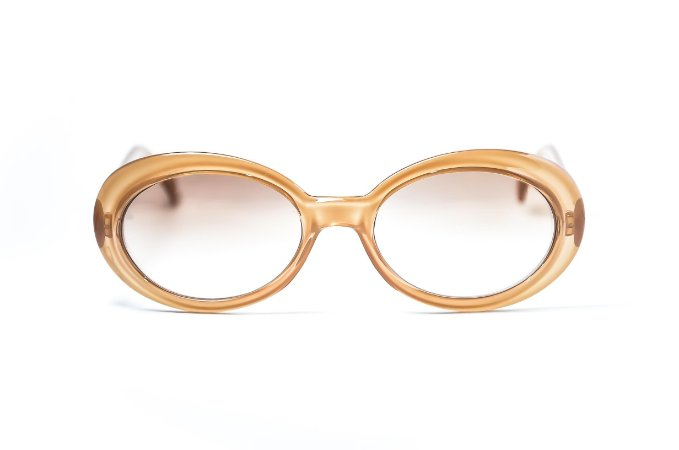 Óculos De Sol Redondo Oval Retro Pinup Kurt cobain Anos 90