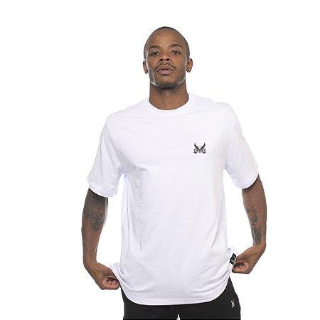 Camiseta OWL Logo Básico - Branco