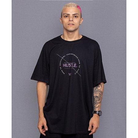 Camiseta OWL Hustle v2 - Preto