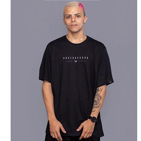 Camiseta OWL Lines - Preto